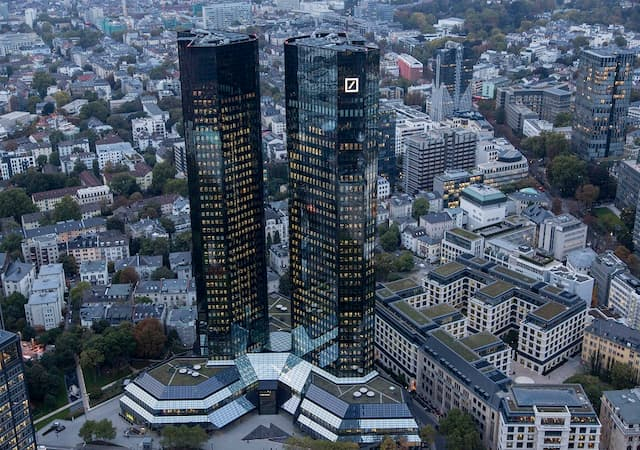 Deutsche Bank объявил о радикальной реструктуризаци