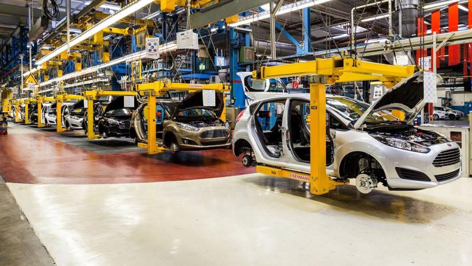 форд закрывает заводы в россии