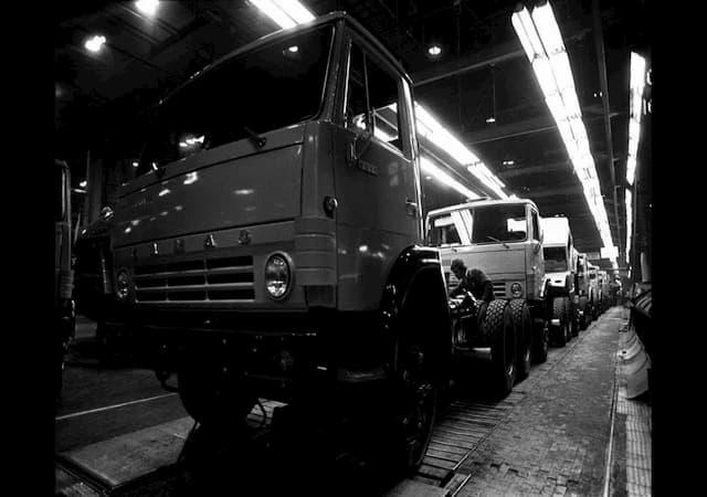 «Камаз» в I полугодии получил 3 млрд рублей чистого убытка