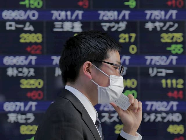 Коронавирус поразил биржи