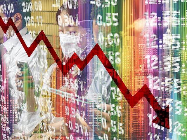 падение мировой экономики