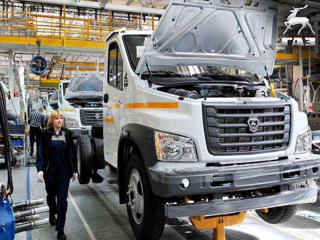 ГАЗ переходит на четырехдневную рабочую неделю