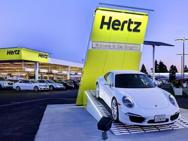 Hertz банкрот