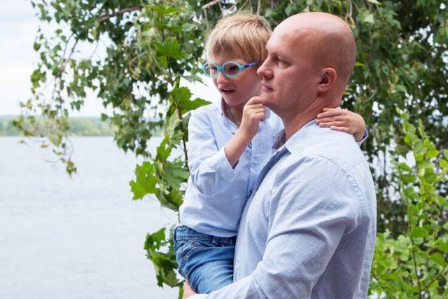 Иван с сыном Степаном