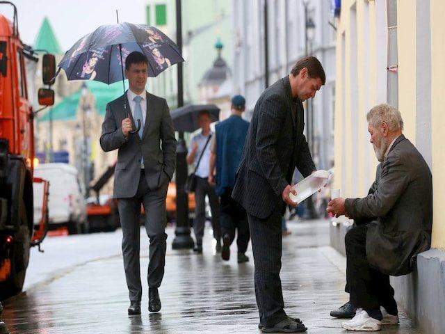сокращение среднего класса в россии