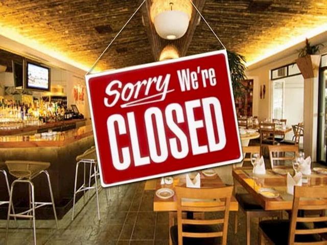Падение выручки рестораторов растет