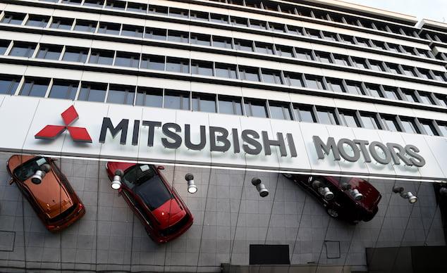 Чистый убыток Mitsubishi Motors вырос в 12 раз