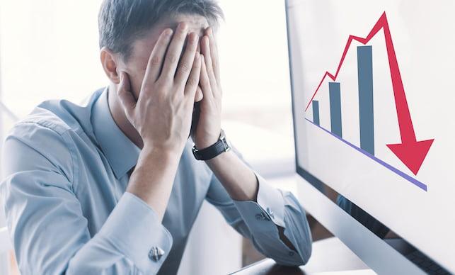 Награни банкротства оказалось каждое седьмое предприятие вРоссии